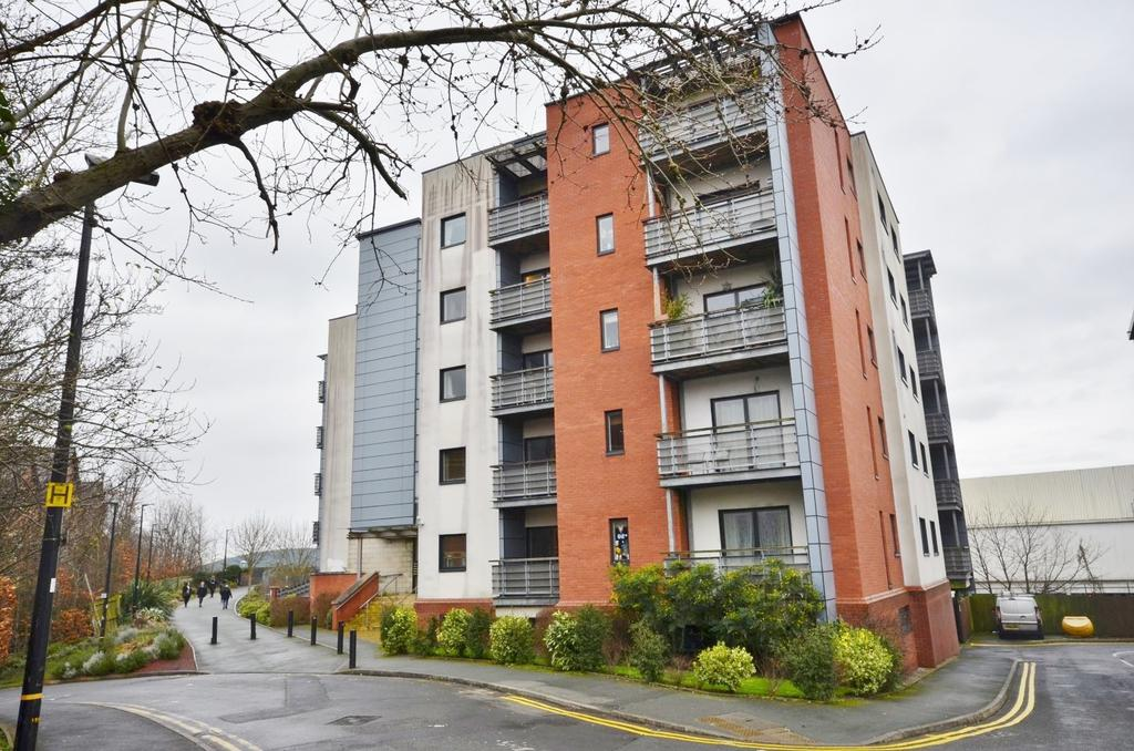 1 Bedroom Apartment Flat for sale in Tivoli House, Denmark Street, Altrincham