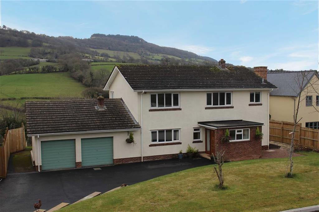 3 Bedrooms Detached House for sale in Grosmont, Abergavenny