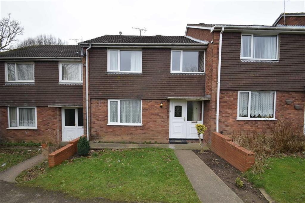 3 Bedrooms Terraced House for sale in Burstall Walk, Bridlington, East Yorkshire, YO16
