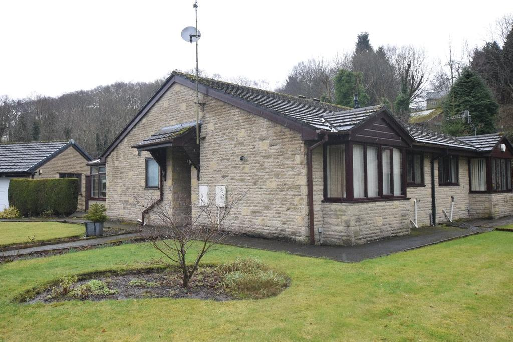 2 Bedrooms Semi Detached Bungalow for sale in The Coppice, Whaley Bridge, High Peak
