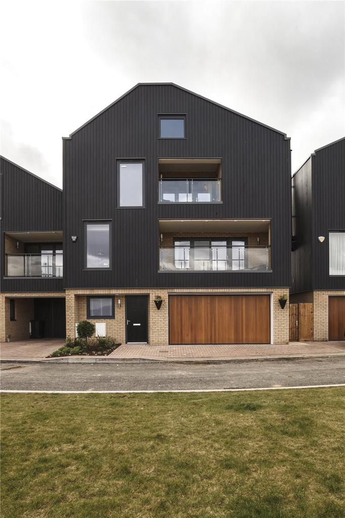 5 Bedrooms Detached House for sale in Paragon, Great Kneighton, Trumpington, CB2