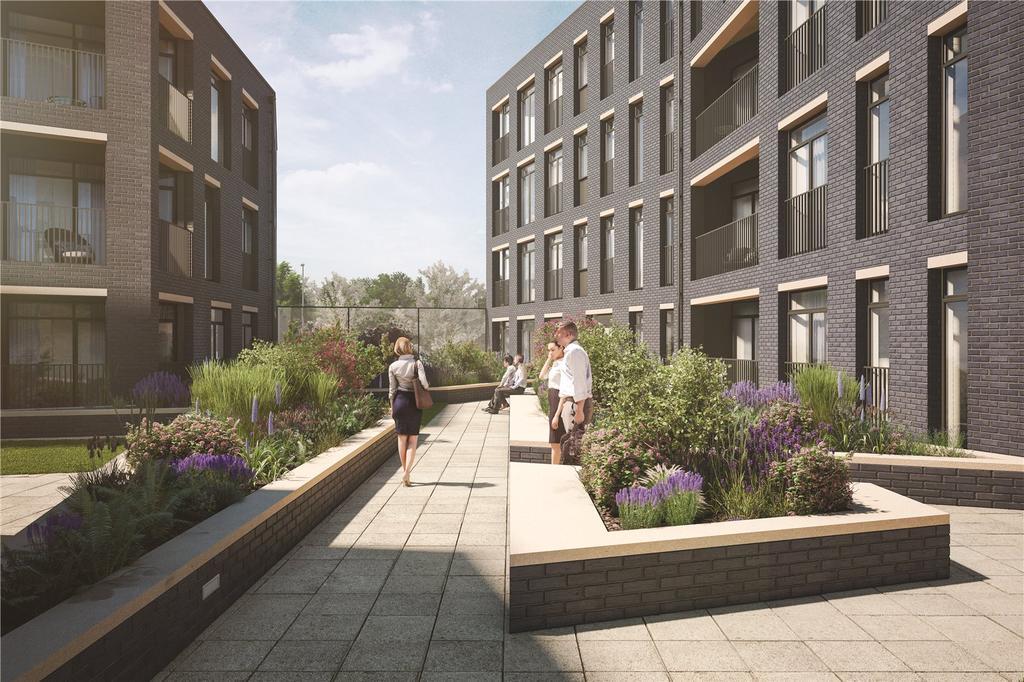 2 Bedrooms Penthouse Flat for sale in Plot 68, Mosaics, Headington, Oxford, OX3