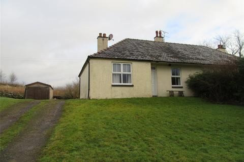 3 bedroom semi-detached bungalow to rent - 1 Ellerslee Cottage, Kirkmahoe, Dumfries, DG1