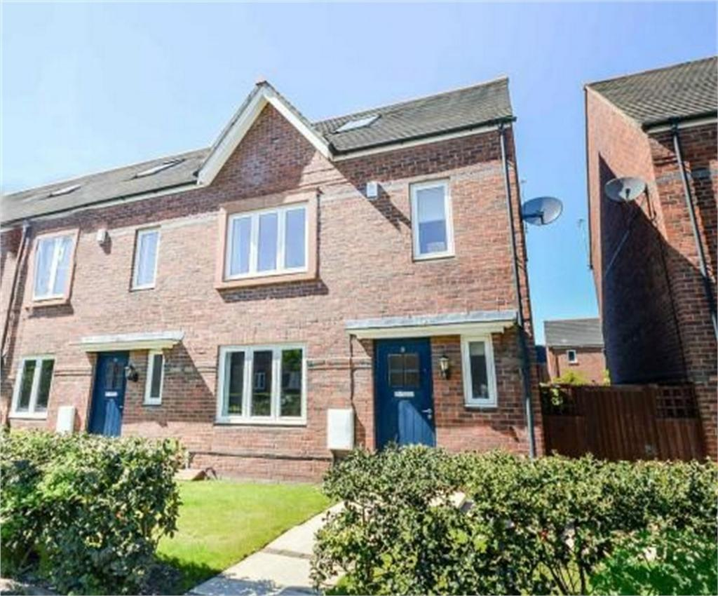 4 Bedrooms End Of Terrace House for sale in Turnbull Road, West Timperley, ALTRINCHAM, Cheshire