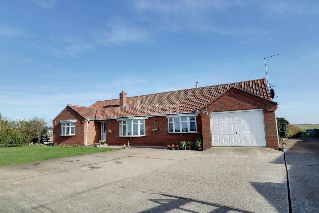 3 Bedrooms Bungalow for sale in Manea