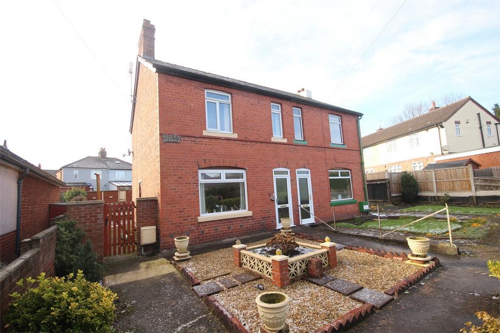 2 Bedrooms Semi Detached House for sale in Alton Villas, Cottage Lane, Mancot, Deeside