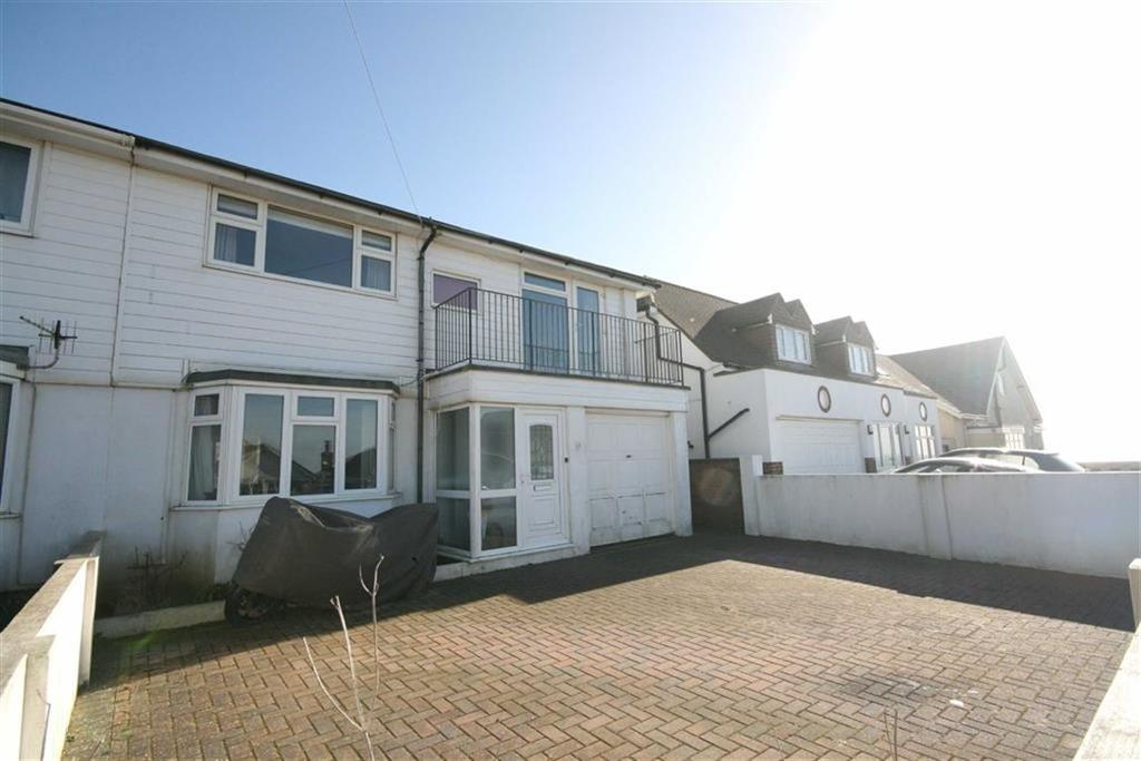 4 Bedrooms Semi Detached House for sale in Bolney Avenue, Peacehaven
