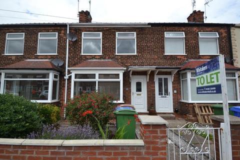 2 bedroom terraced house to rent - 35 Bedford Road, Hessle, HU10 6UH