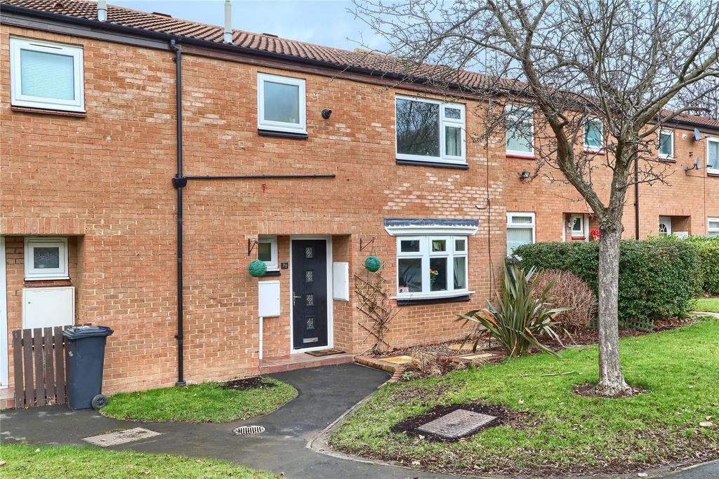 3 Bedrooms Terraced House for sale in Thistle Rise, Coulby Newham