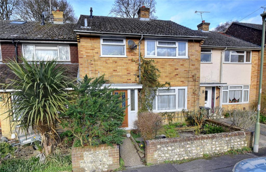 3 Bedrooms Terraced House for sale in Bramble Road, Petersfield, Hampshire
