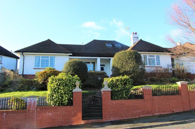 4 Bedrooms Detached House for sale in Ridgeway Crescent, Newport, Newport. NP20 5AP