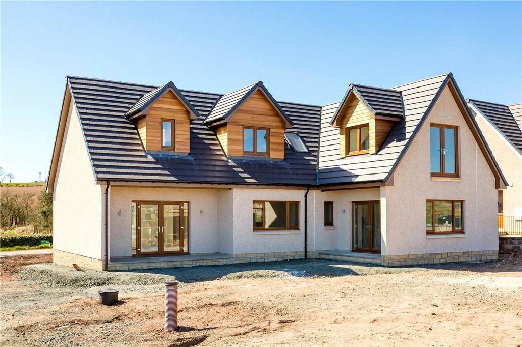 4 Bedrooms Detached House for sale in 11 Rosie Brae, Drunzie, Glenfarg, Perth, PH2