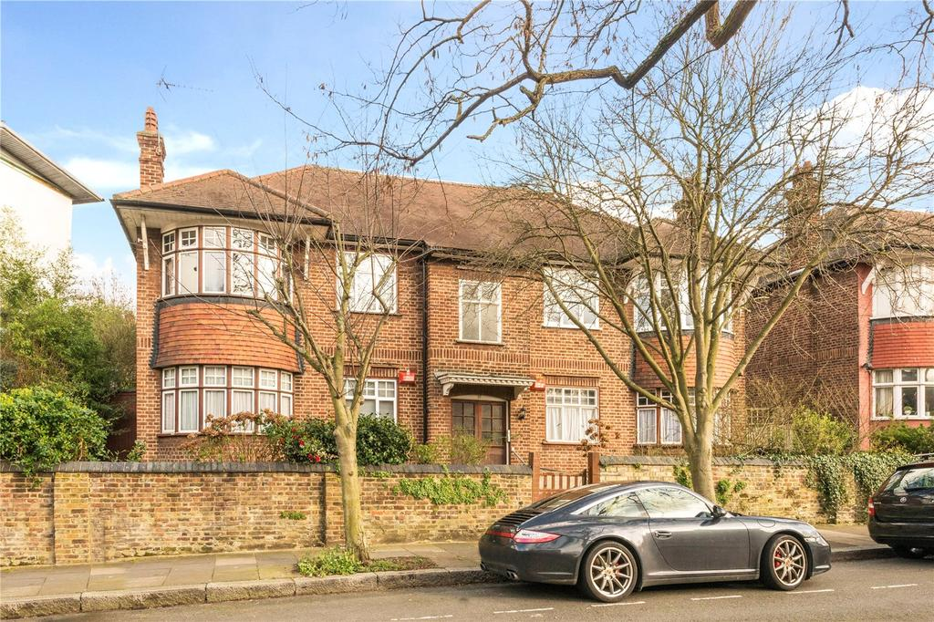 2 Bedrooms Flat for sale in Bramshill Gardens, Dartmouth Park, London