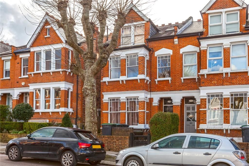 2 Bedrooms Flat for sale in Curzon Road, London, N10