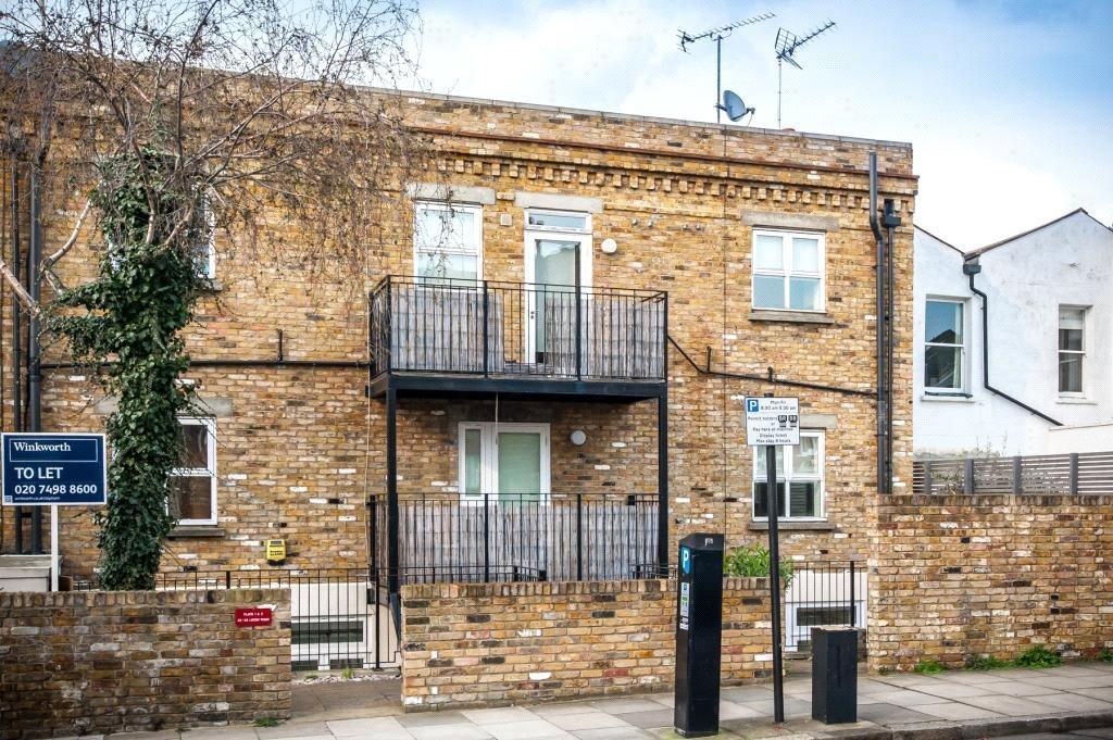 1 Bedroom Flat for sale in Linom Road, London, SW4