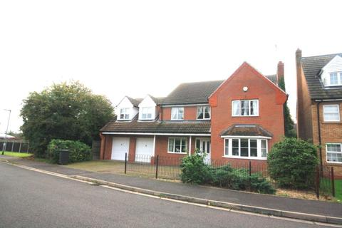 5 bedroom detached house to rent - Ladbrooke Close, Helpringham, Sleaford, Lincolnshire, NG34