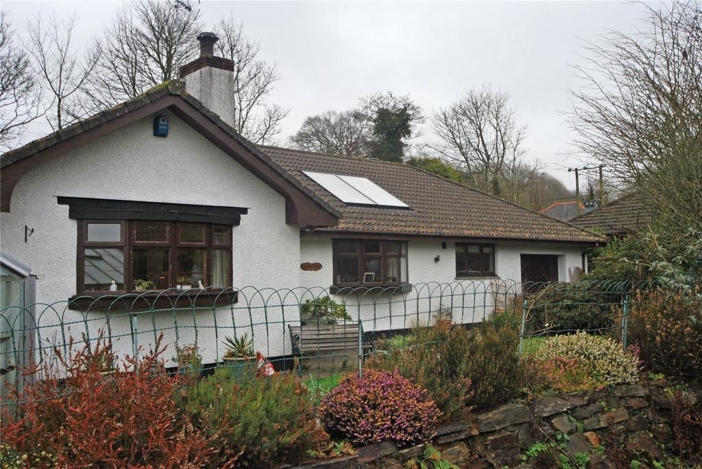 3 Bedrooms Detached Bungalow for sale in Coombe, St. Austell, Cornwall