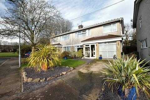 4 bedroom semi-detached house for sale - Bryntirion , Rhiwbina, Cardiff. CF14 6NQ