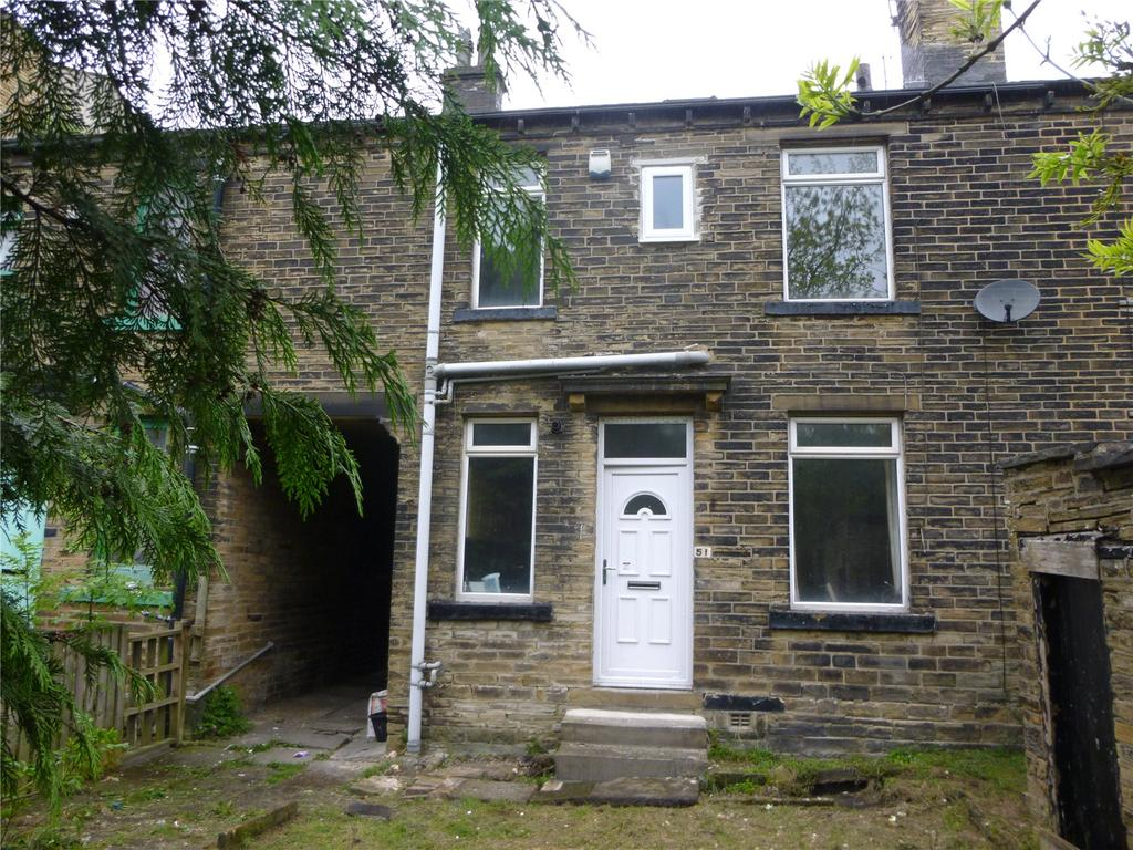3 Bedrooms Terraced House for sale in Cross Lane, Bradford, West Yorkshire, BD7
