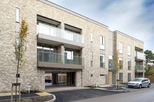 2 Bedrooms Apartment Flat for sale in Ninewells, Babraham Road, Cambridge