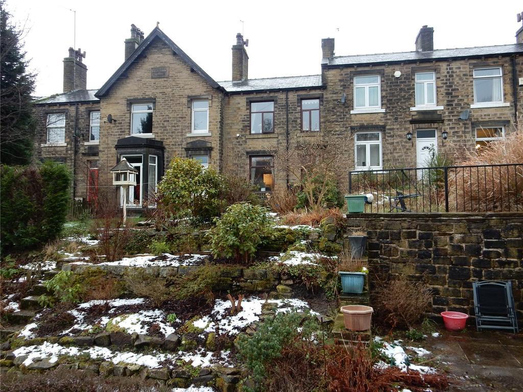 3 Bedrooms Terraced House for sale in Brook Terrace, Slaithwaite, Huddersfield, HD7