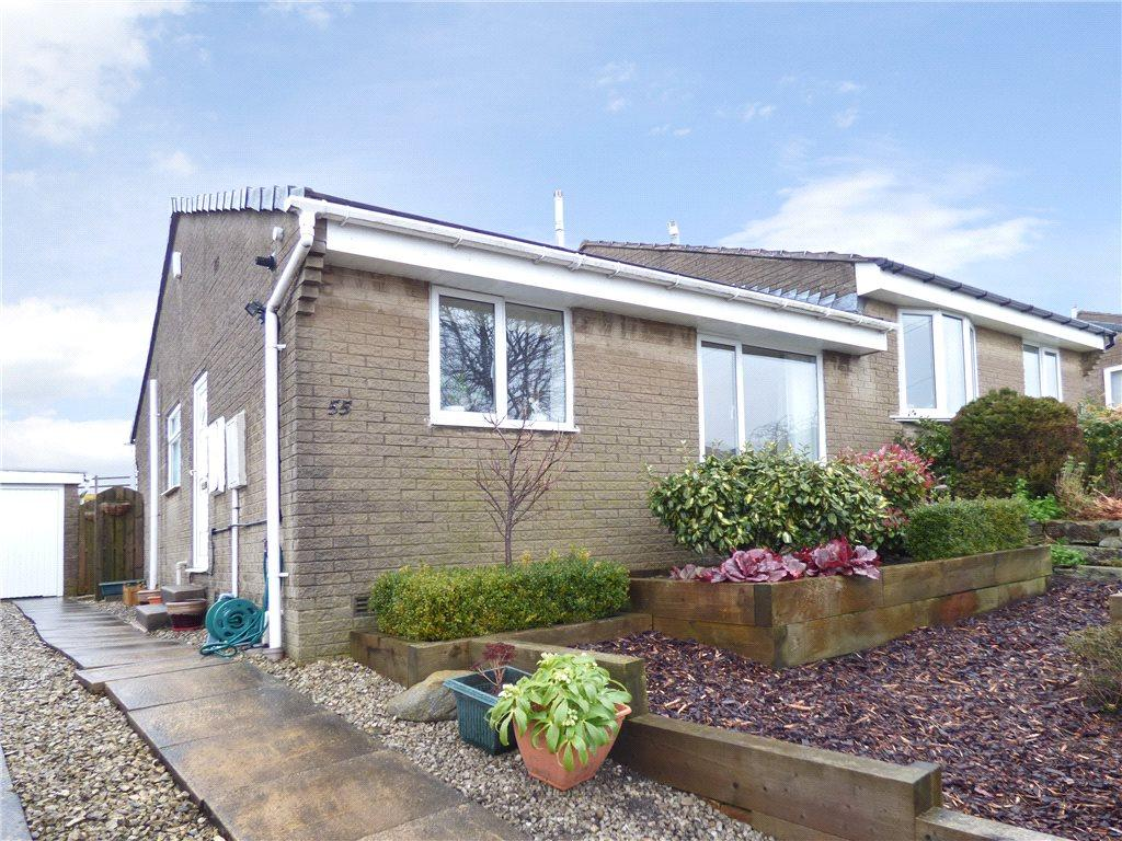 2 Bedrooms Semi Detached Bungalow for rent in Lichfield Mount, Bradford, West Yorkshire