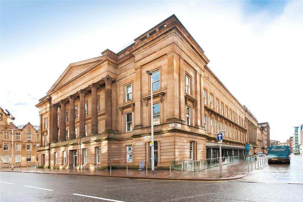 2 Bedrooms Apartment Flat for sale in 1/2, Ingram Street, Merchant City, Glasgow