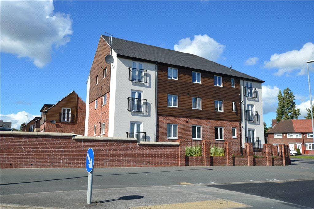 2 Bedrooms Apartment Flat for sale in Oaklands Court, Leeds
