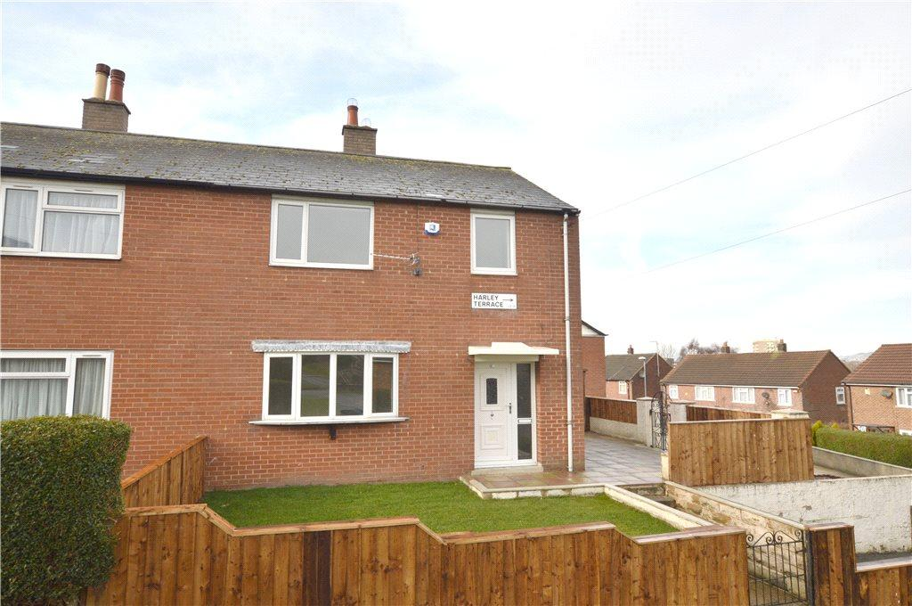3 Bedrooms Semi Detached House for sale in Harley Terrace, Leeds, West Yorkshire