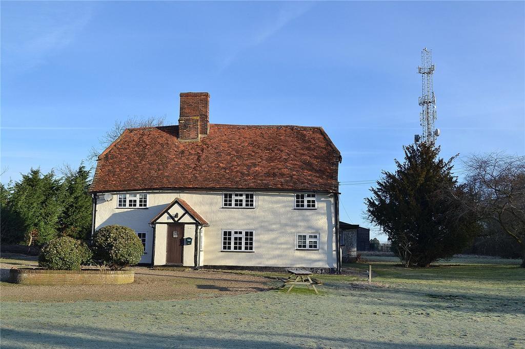 5 Bedrooms Detached House for sale in Warish Hall Road, Takeley, Bishop's Stortford, Hertfordshire