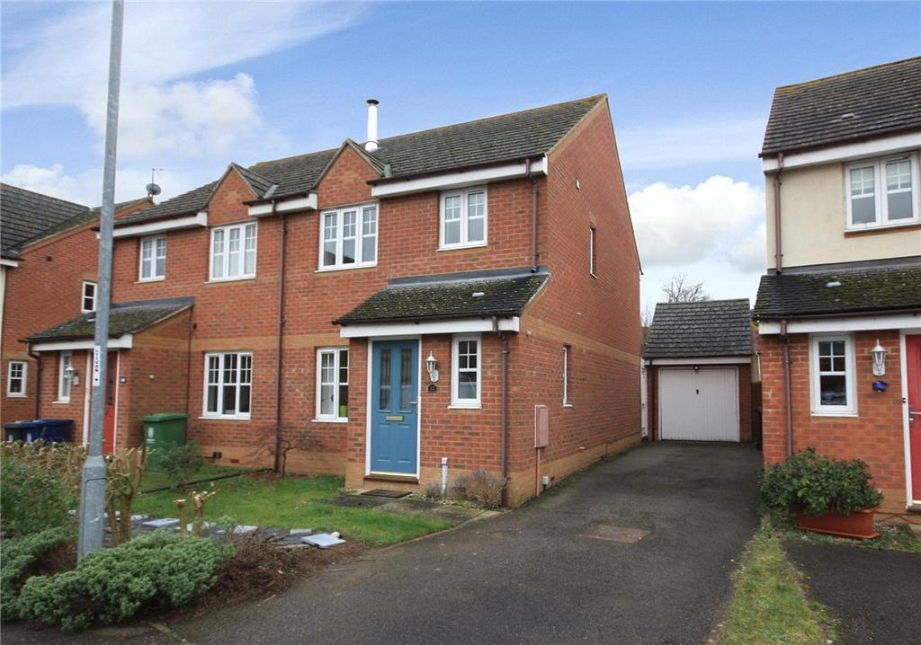 3 Bedrooms Semi Detached House for sale in Pepperslade, Duxford, Cambridge, CB22