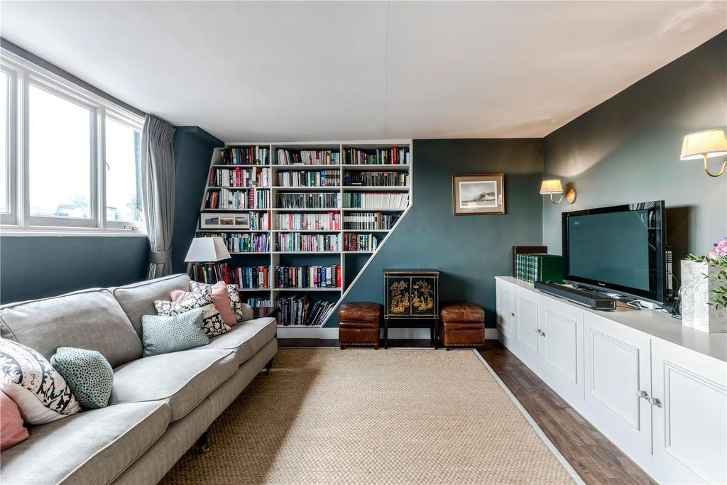 2 Bedrooms Flat for sale in Harbledown Road, London, SW6