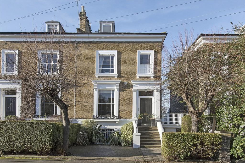 4 Bedrooms Semi Detached House for sale in Northbourne Road, London, SW4