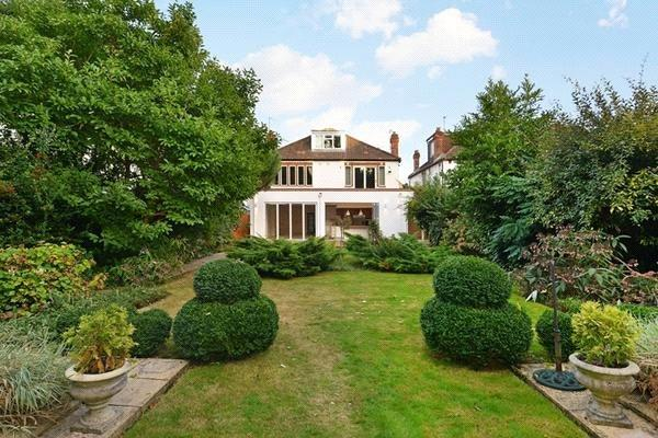 3 Bedrooms Apartment Flat for sale in Coverdale Road, London, NW2