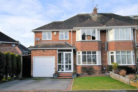 4 bedroom semi-detached house for sale - Clive Road, Balsall Common, Coventry, CV7 7DW