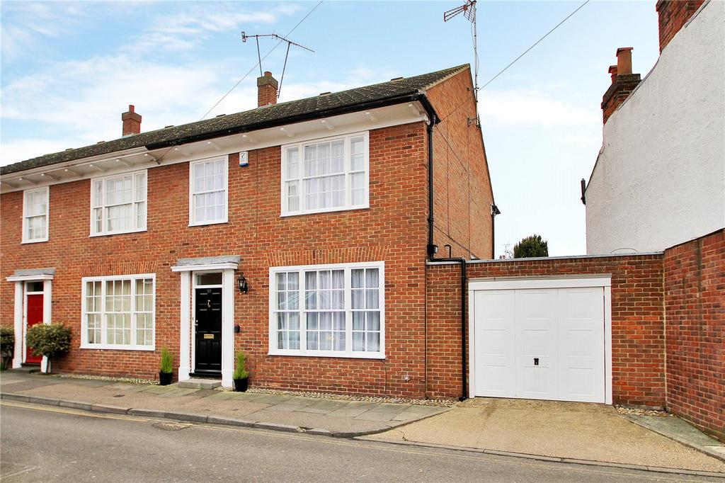 4 Bedrooms End Of Terrace House for sale in Blackfriars Street, Canterbury, Kent, CT1