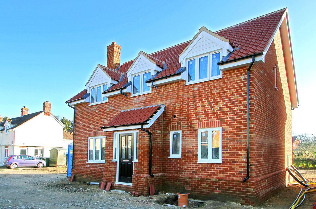 4 Bedrooms Detached House for sale in Great Melton Road, Hethersett