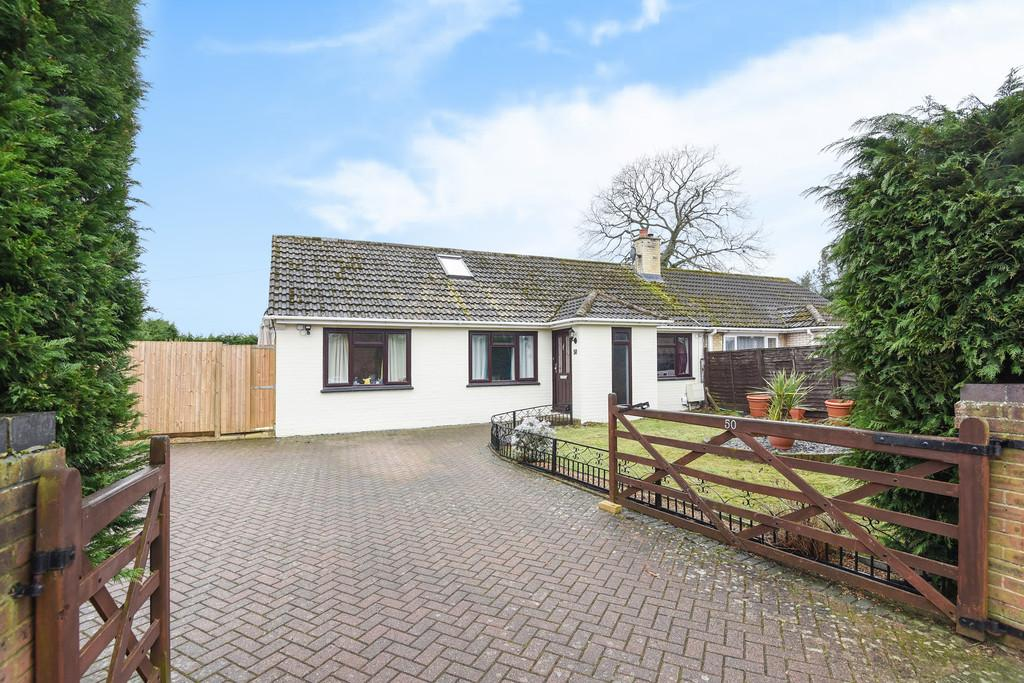 5 Bedrooms Semi Detached Bungalow for sale in Maidstone, Kent