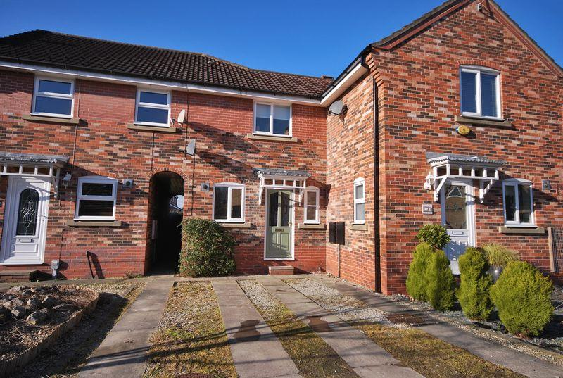 2 Bedrooms Terraced House for sale in Bielby Drive, Beverley