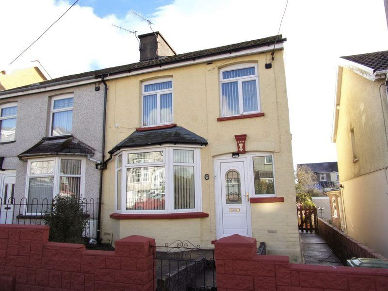 3 Bedrooms Semi Detached House for sale in Elm Street Gilfach Goch Porth CF39 8TH
