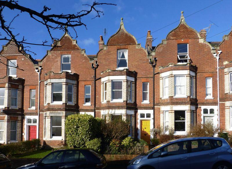 5 Bedrooms Terraced House for sale in Pennsylvania, Exeter