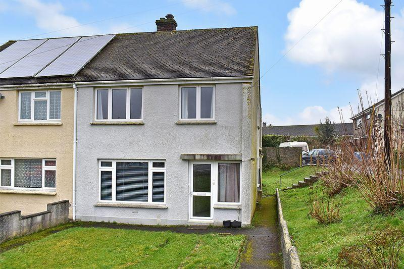3 Bedrooms Semi Detached House for sale in Menheniot, Cornwall