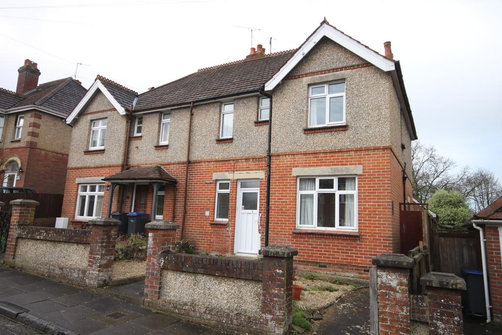 3 Bedrooms Semi Detached House for sale in ST CLAIR ROAD, SALISBURY, WILTSHIRE, SP2 8AE