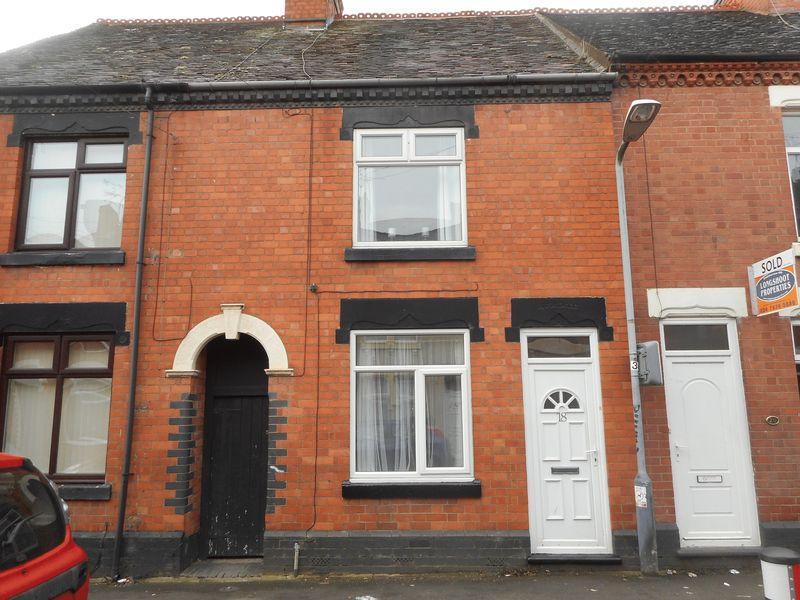 2 Bedrooms Terraced House for sale in Willington Street, Nuneaton