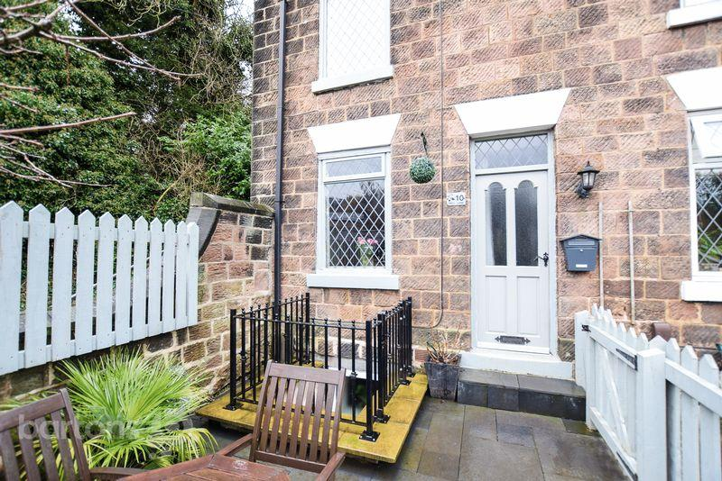 2 Bedrooms Terraced House for sale in Well Lane, WHISTON VILLAGE