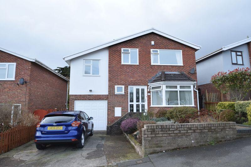 4 Bedrooms Detached House for sale in Leicester Drive, Cwmbran