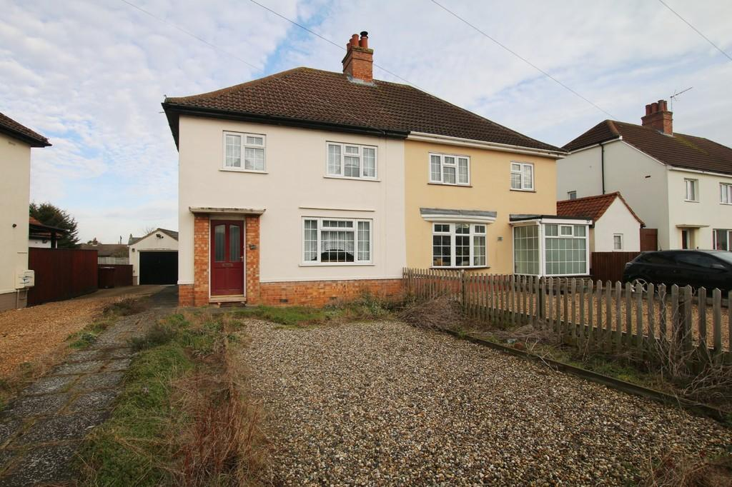 3 Bedrooms Semi Detached House for sale in Westbourne Road, Chatteris