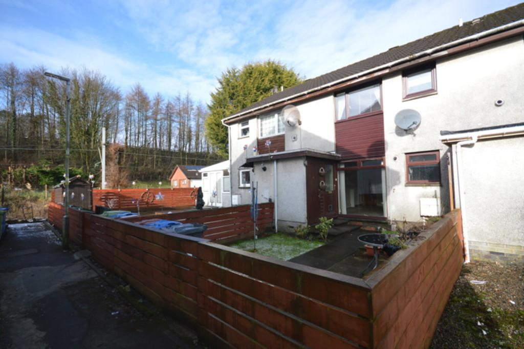 1 Bedroom Ground Flat for sale in Lamont Crescent, Renton G82 4PA