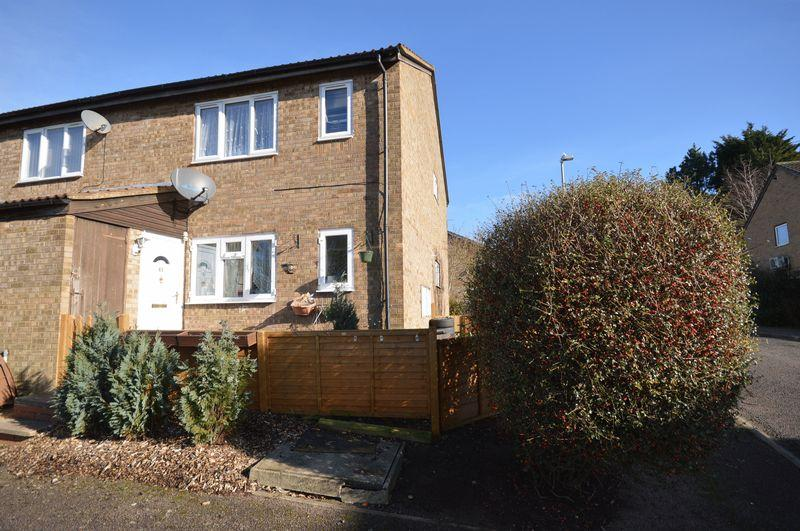 1 Bedroom Apartment Flat for sale in Penda Close, Luton