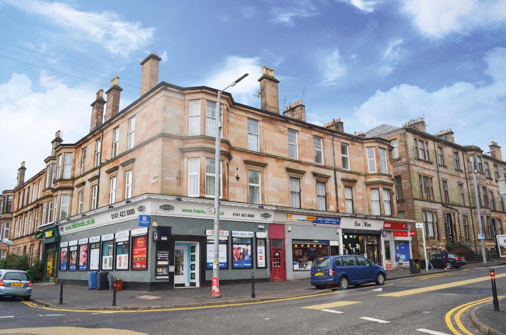 4 Bedrooms Flat for sale in Albert Drive, Flat 2/1, Pollokshields, Glasgow, G41 2RN
